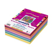 Pacon® Construction Paper, 9''x12'', 10 Colour Assorted, 500/Pack