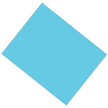 NAP – Papier de bricolage, 24 po x 36 po, bleu pâle, paq./96