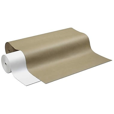 NAP Paper Wrapping Rolls, 40lb, Kraft Brown