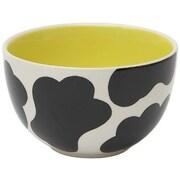 Woodard & Charles Cow Ice Cream Bowl (Set of 6); Yellow