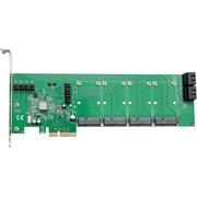 Syba™ 10 RAID PCI-Express SATA Controller Card (SD-PEX40079)