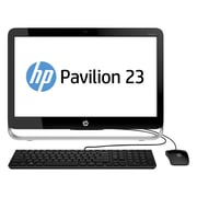 HP® Pavilion F3D37AA#ABA 23 Full HD LED Backlight All-in-One Computer