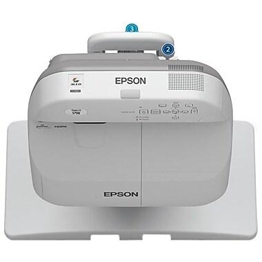 Epson V11H603020 WXGA Business Projector, White