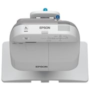 Epson V11H603020 WXGA Business Projector, White