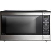 Panasonic® 1200 W 1.2 Cu. Ft. Countertop Single Microwave W/Inverter Technology, Stainless Silver