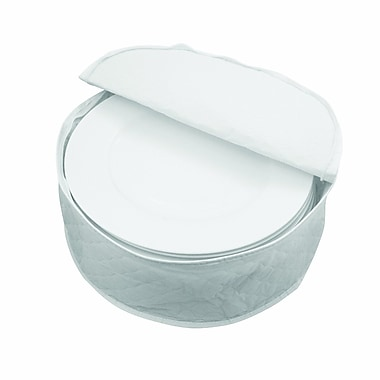 Marathon Management China Storage Dish Case, White, 12