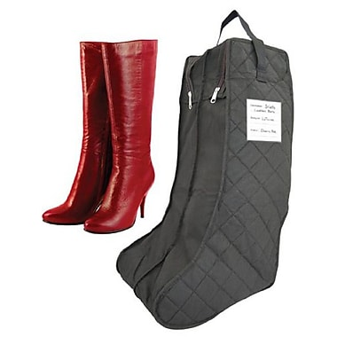 Marathon Management Boot Storage Bag, Black