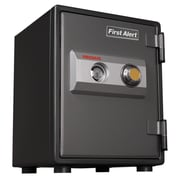 First Alert Fire Safe 0.8 Cu. Ft.; Combination Lock