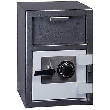 Hollon Safe Commercial Depository Safe; Combination Lock