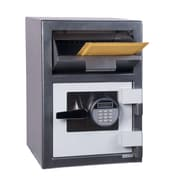 Hollon Safe Commercial Depository Safe; Electronic Lock
