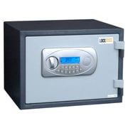 LockState 2.5'' 1 Hr Fireproof Security Safe; Digital Lock
