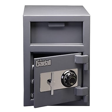 Gardall Light Duty Commercial Depository Safe; Combination Lock