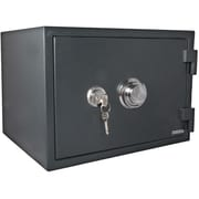 LockState 2.5'' 1 Hr Fireproof Security Safe; Combination Lock