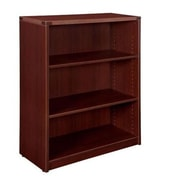 DMi Fairplex 42'' Bookcase; Mahogany