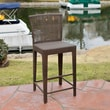 Home Loft Concept Maldives PE Wicker Barstool