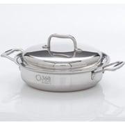 360 Cookware 2.3-qt. Round Casserole