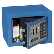 Honeywell 0.19 Cubic Feet Digital Lock Steel Security Safe; Blue