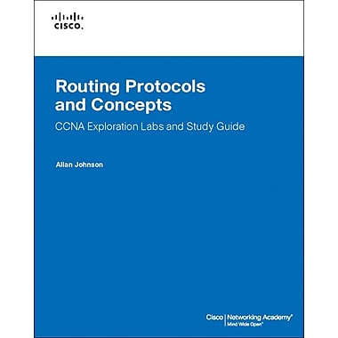 Routing Protocols and Concepts, CCNA Exploration Labs and Study Guide, Used Book