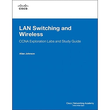LAN Switching and Wireless: CCNA Exploration Labs, Used Book
