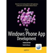 Pro Windows Phone App Development (PB)