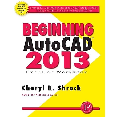 Beginning AutoCAD 2013, New Book
