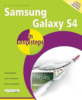 Samsung Galaxy S4 in Easy Steps