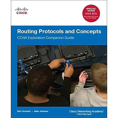Routing Protocols and Concepts, Used Book