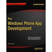 Pro Windows Phone App Development