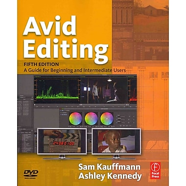 Avid Editing: A Guide for Beginning and Intermediate Users, New Book