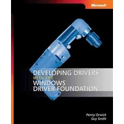 Developing Drivers with the Windows Driver Foundation (Developer Reference)