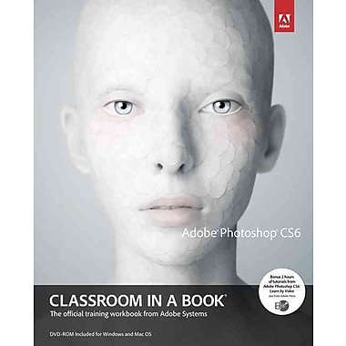 Adobe Photoshop CS6 Classroom in a Book, New Book
