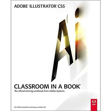 Adobe Illustrator CS5 Classroom in a Book, Used Book