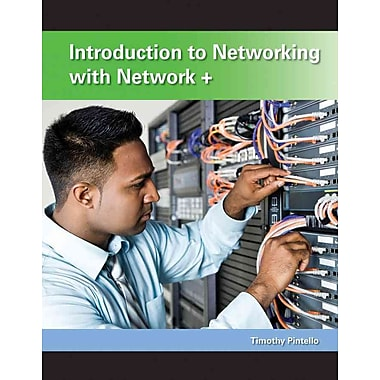 Introduction to Networking with Network+, New Book