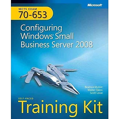 MCTS Self-Paced Training Kit (Exam 70-653), Used Book