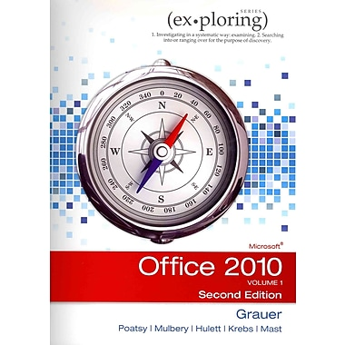 Exploring Microsoft Office 2010, Used Book