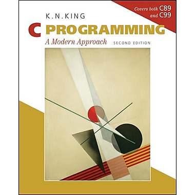 C Programming: A Modern Approach, 2nd Edition, Used Book