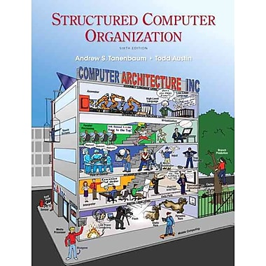 Structured Computer Organization (6th Edition), New Book