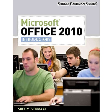 Microsoft Office 2010: Introductory (Shelly Cashman), Used Book