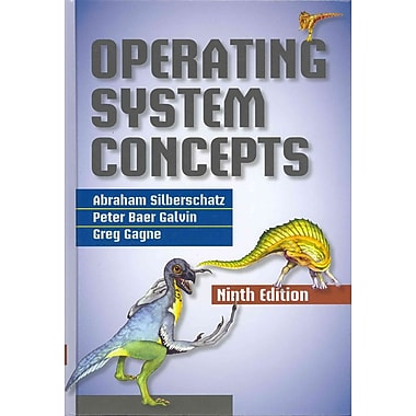 Operating System Concepts, Used Book