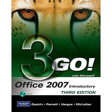 GO! with Microsoft Office 2007 Introductory (3rd Edition), Used Book
