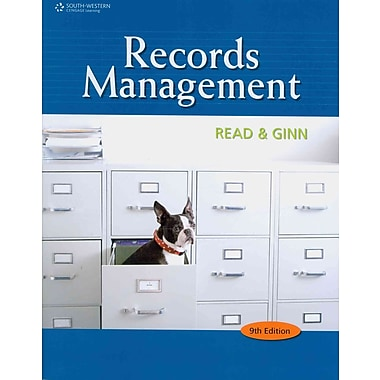 Records Management, Used Book