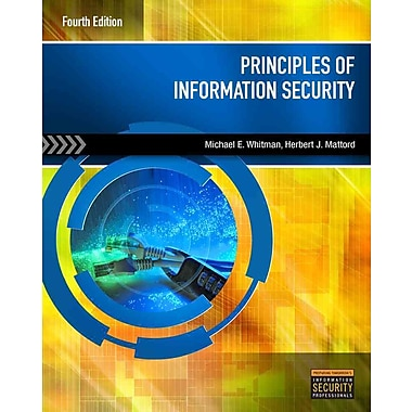 Principles of Information Security, Used Book