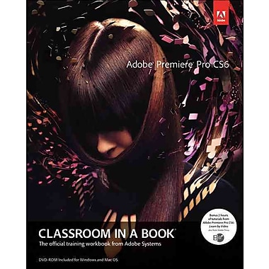 Adobe Premiere Pro CS6 Classroom in a Book, Used Book