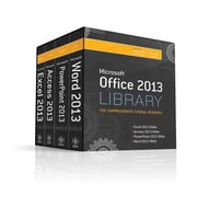 Office 2013 Library Excel 2013 Bible, Access 2013 Bible, PowerPoint 2013 Bible, Word 2013 Bible
