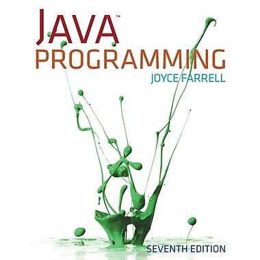 Java Programming, Used Book