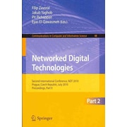 Networked Digital Technologies, Part II: Second International Conference