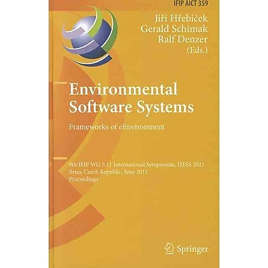 environmental software systems frameworks of eenvironment. Black Bedroom Furniture Sets. Home Design Ideas