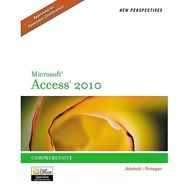 New Perspectives on Microsoft Access 2010, Comprehensive, New Book
