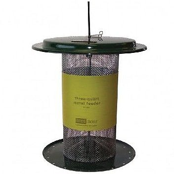 Bird Stuff Small Dome Nyjer/Thistle Feeder (WYF078276236549) photo
