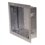 Peerless-AV In-Wall Box for PA730, PA740, SP730P and SP740P Models; Silver